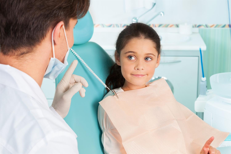 Bambini dal dentista, che paura!